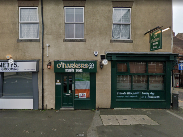 O'Harkers, Stockton - Bar for sale