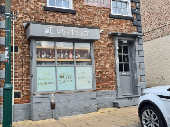 Olive or Twist, Business For Sale, Guibsorough