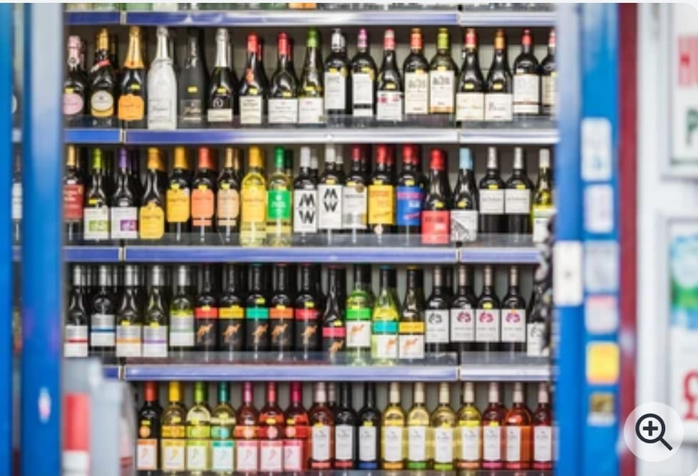 Confidential Off Licence