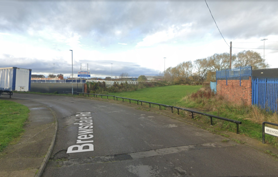 Land to rent adjoining A66